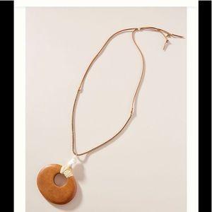 NWT Anthropologie Sigrid Pendant Necklace